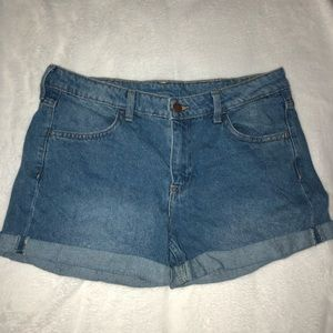 Denim Shorts from H&M